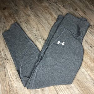 Under Armour | Gray Workout Leggings